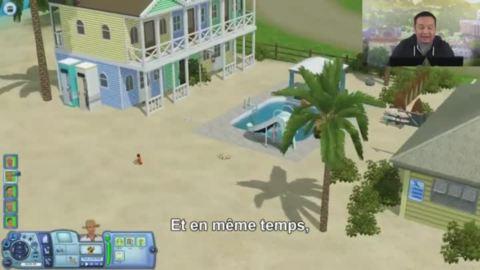 Les Sims 3 : Ile de Rêve : Live Broadcast 2013 #3