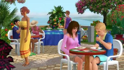 Les Sims 3 : Ile de Rêve : C'est l'heure des vacances !