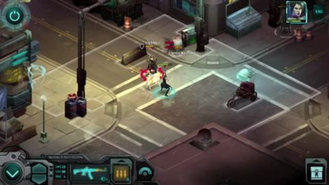 Shadowrun Returns : Gameplay alpha