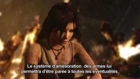 Tomb Raider : Guide de survie : Episode 3 - Se battre pour survivre