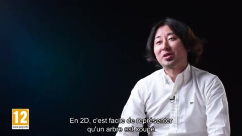 réalisation Breath of the Wild Le commencement partie 1