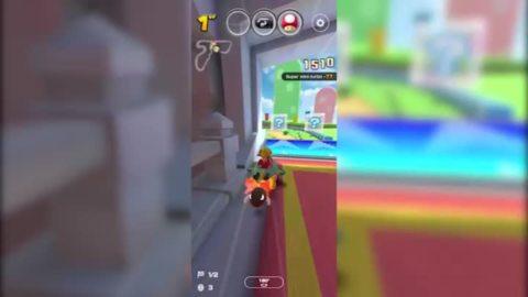 Mario Kart Tour : raccourci Circuit Mario (2)
