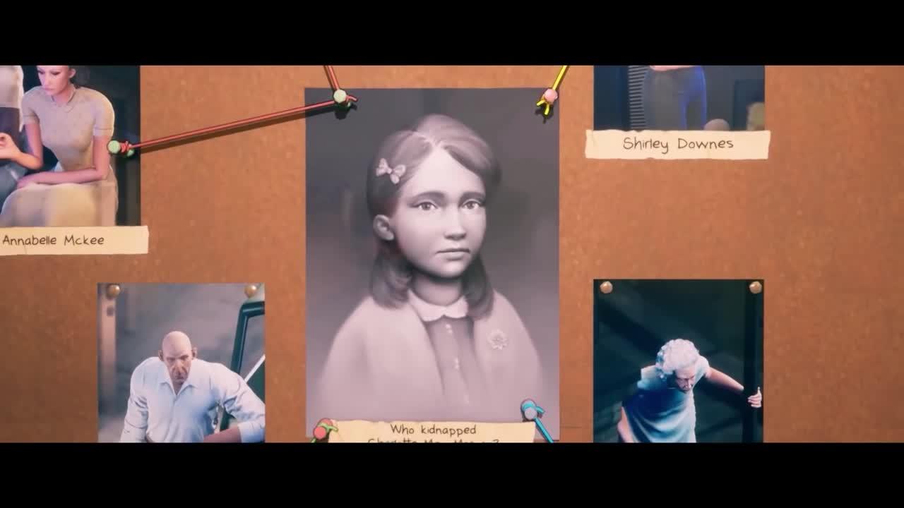 Conway Disappearance at Dahlia View : Menez l'enquête dans ce thriller au cœur des années 50