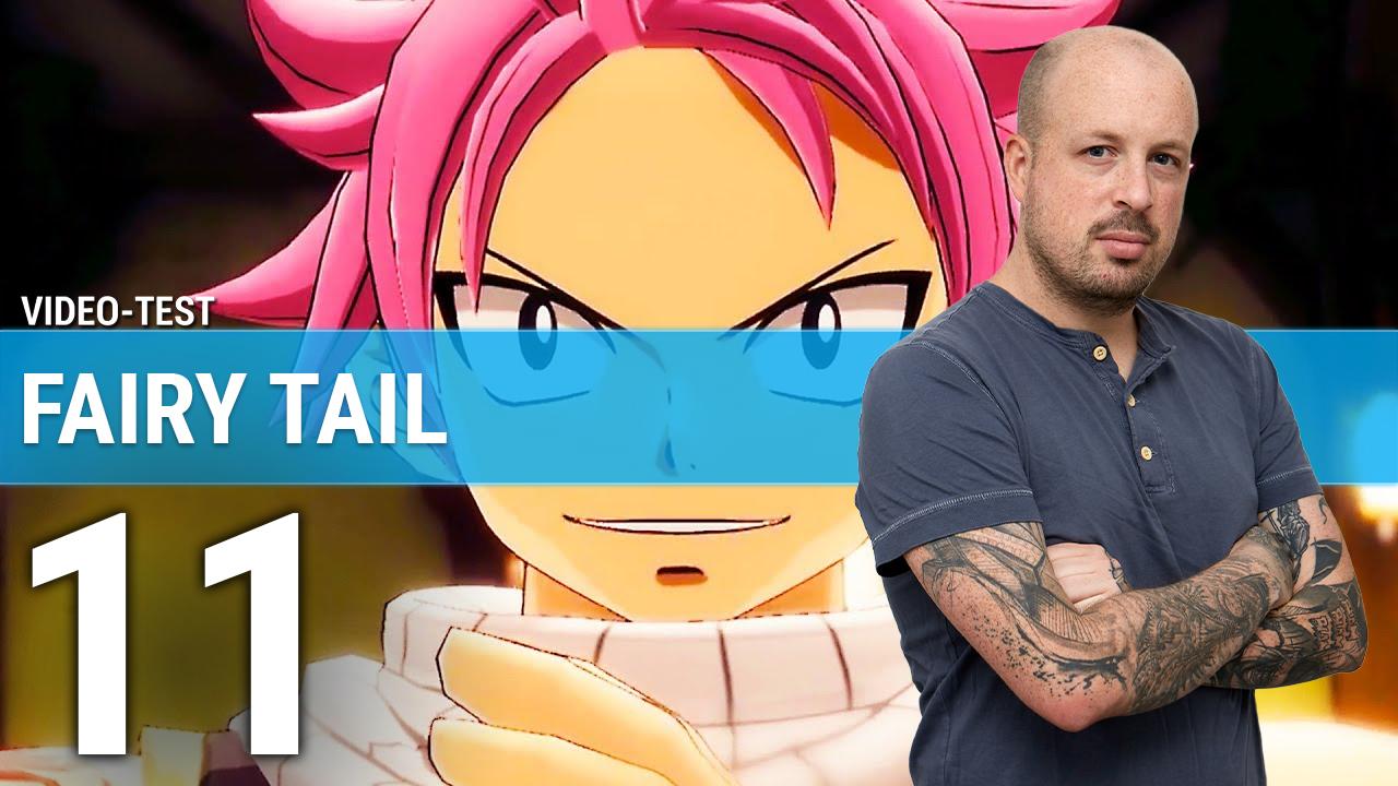 Fairy Tail : 3 minutes pour sauver la magie