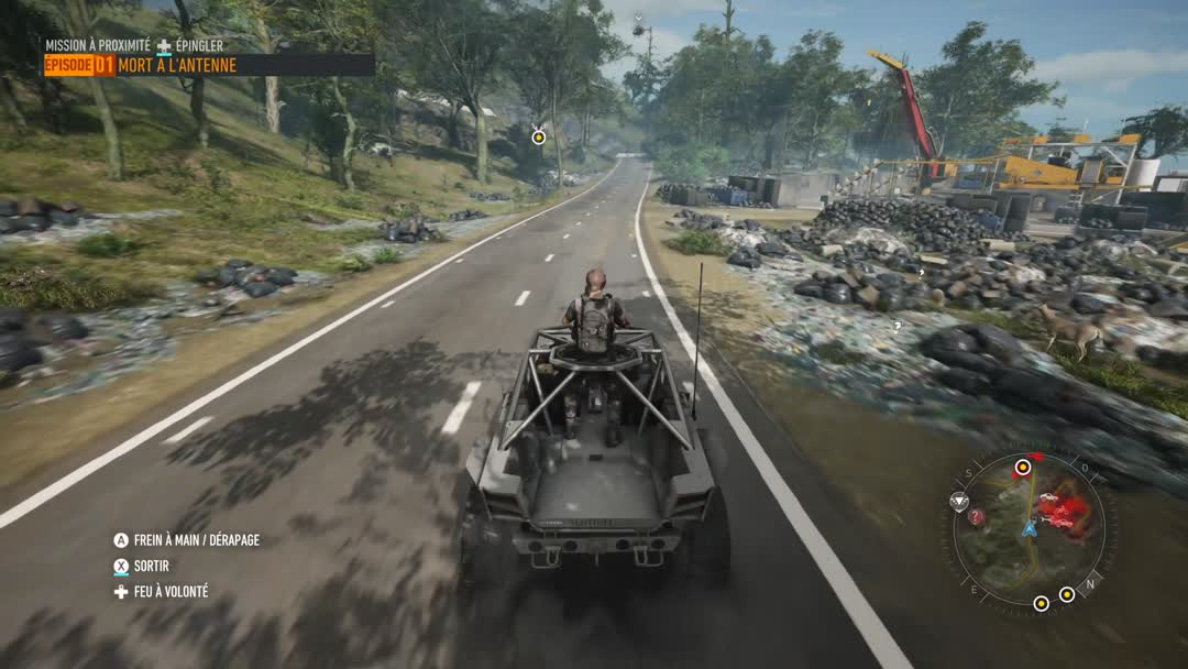 Ghost Recon Breakpoint Red Patriot : La fin justifie les moyens