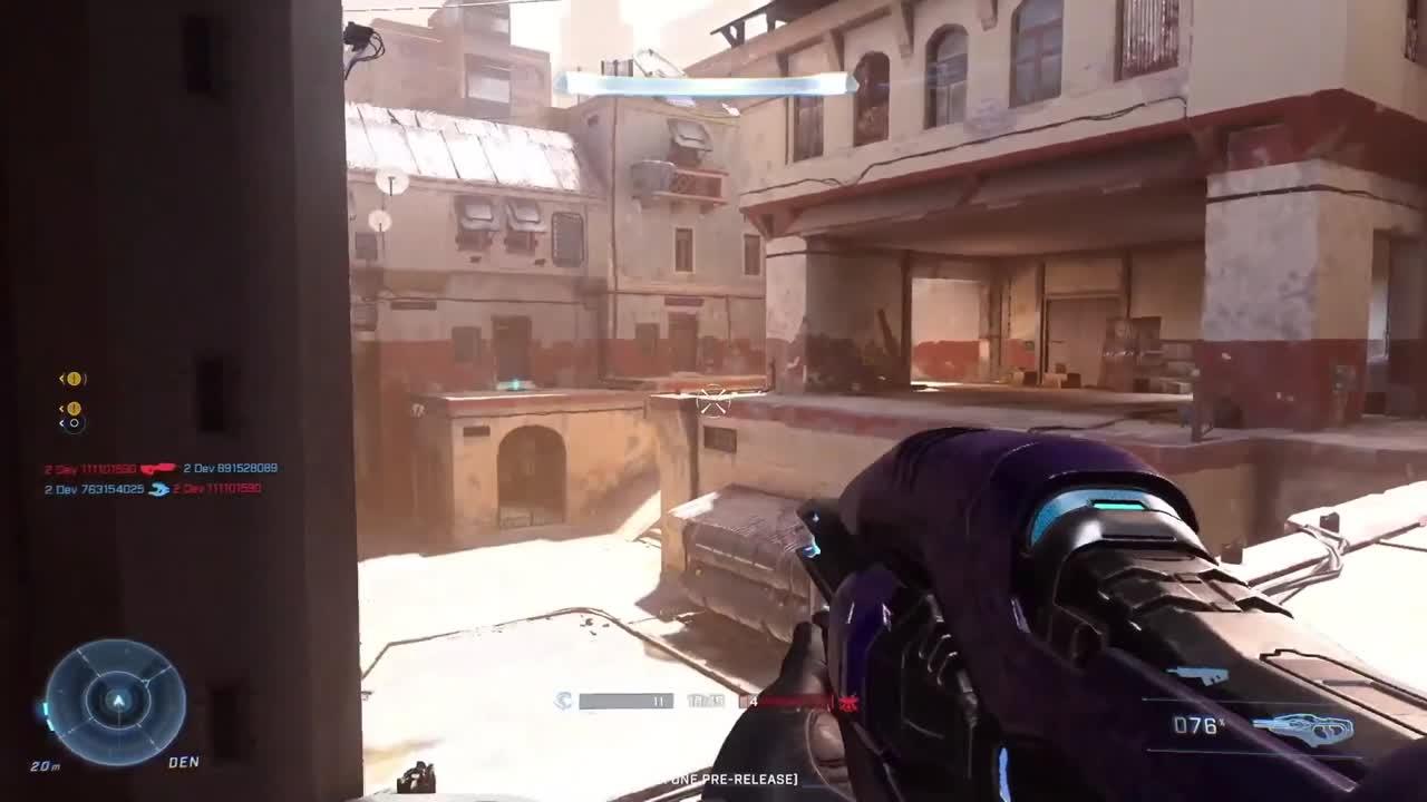 Halo Infinite : l'exclu Microsoft dévoile du gameplay sur Xbox One !