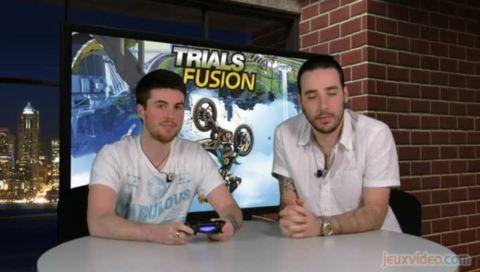 [Live] Deux heures de jeu sur Trials Fusion