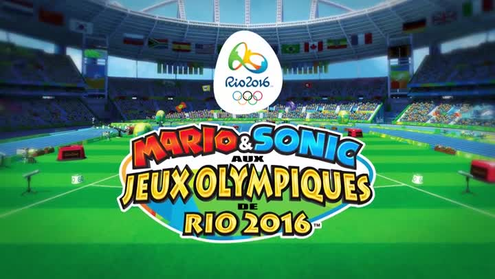 bande annonce mario et sonic aux jo de rio 2016 le tour des preuves. Black Bedroom Furniture Sets. Home Design Ideas
