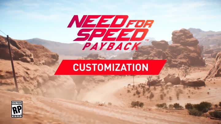 bande annonce need for speed payback la customisation met le contact. Black Bedroom Furniture Sets. Home Design Ideas