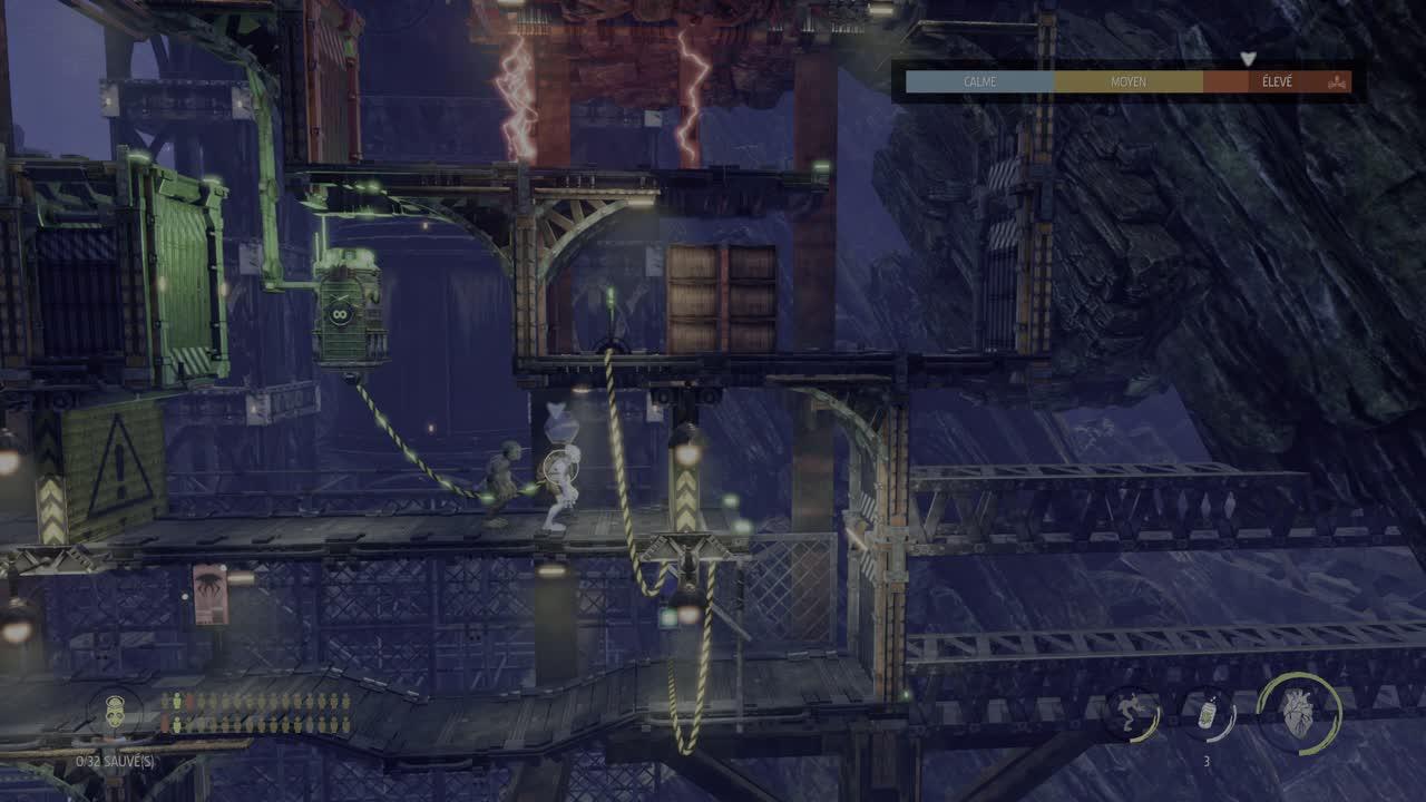 Oddworld : Soulstorm - Opération infiltration avec les Mudokons