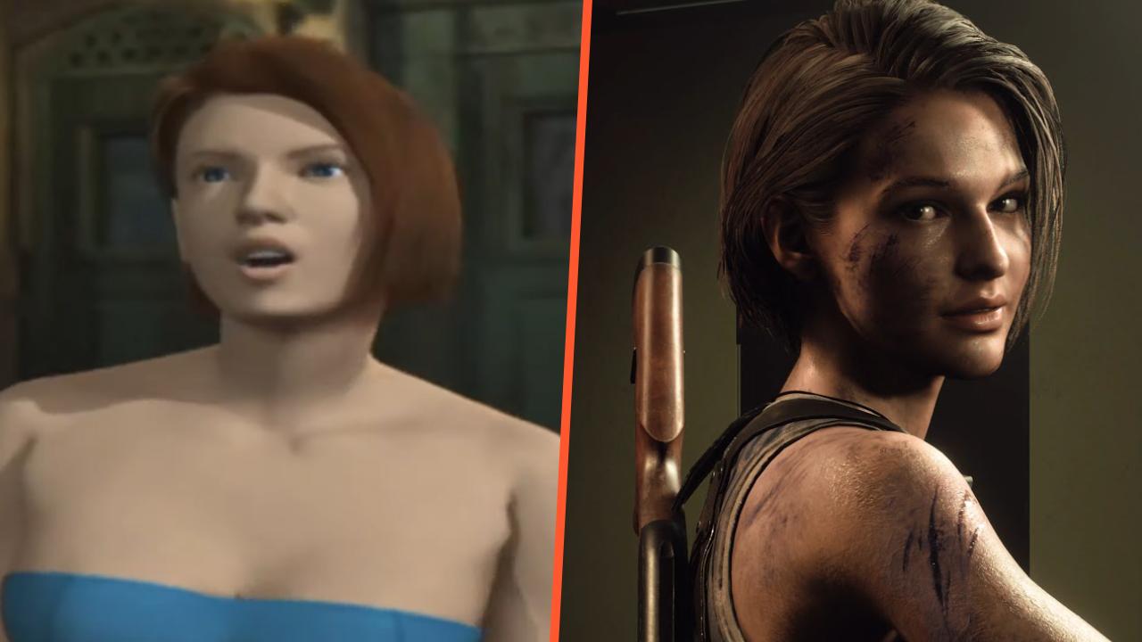 resident evil 3 original vs remake