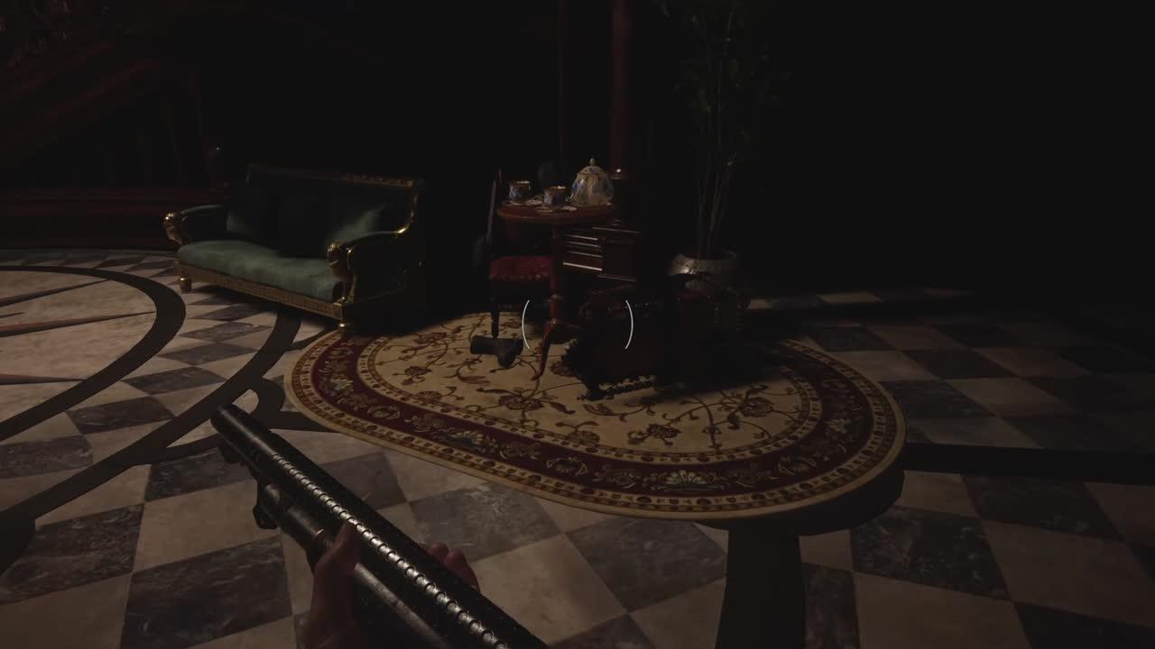 Gameplay Resident Evil Village : La démo «Château» à 60fps sur Xbox Series S