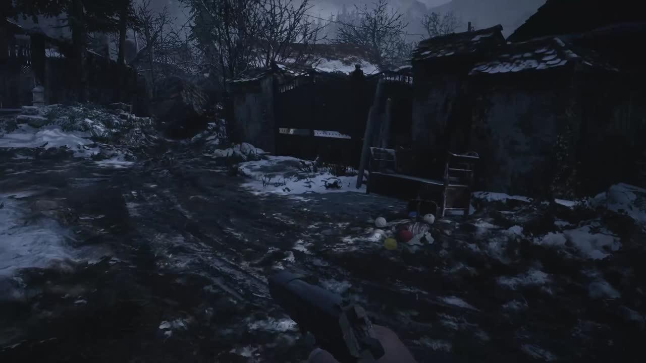 Gameplay Resident Evil Village : La démo «Village» à 60fps sur Xbox Series S