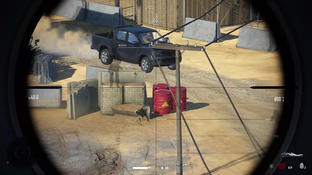 Sniper Ghost Warrior Contracts 2 : Une fuite explosive