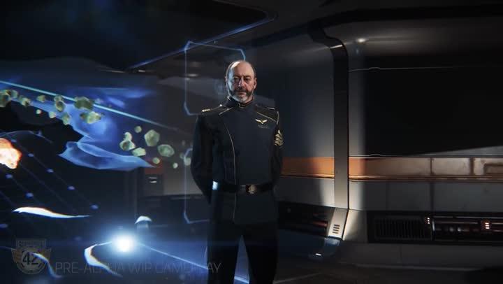 Ser Davos Seaworth au briefing