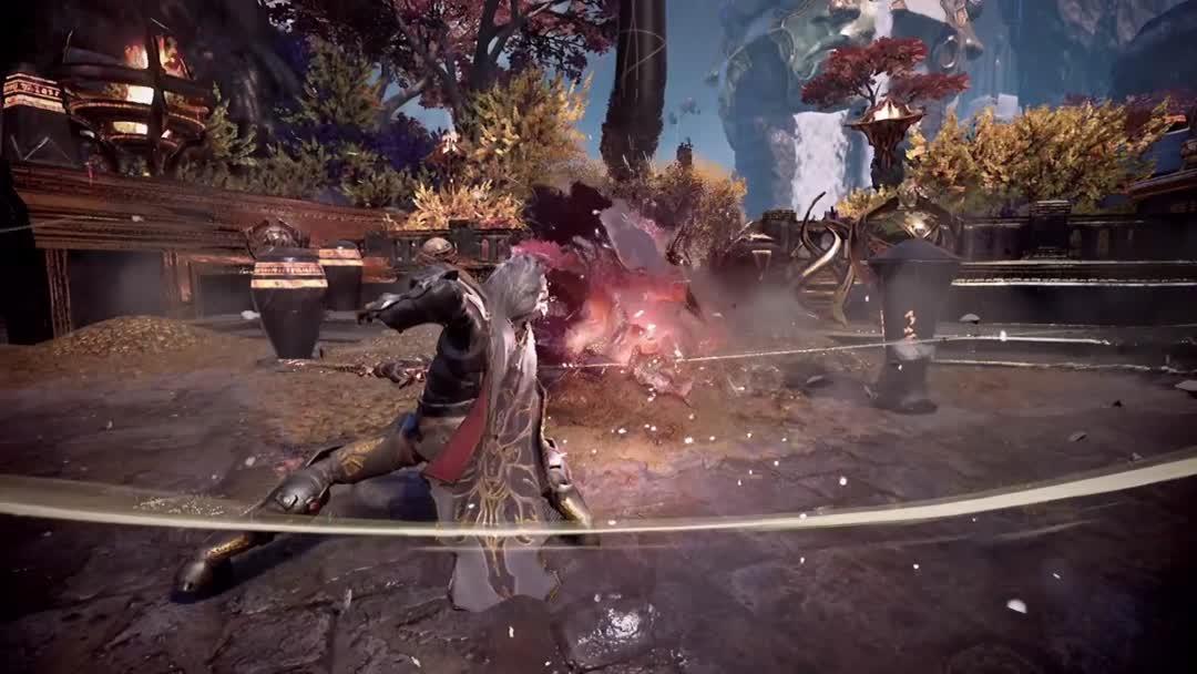 Godfall propose de longues séquences de gameplay