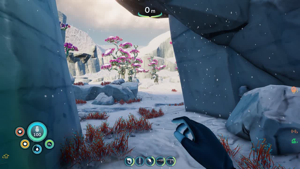Gameplay Subnautica : Below Zero – Une explo terrestre mal préparée