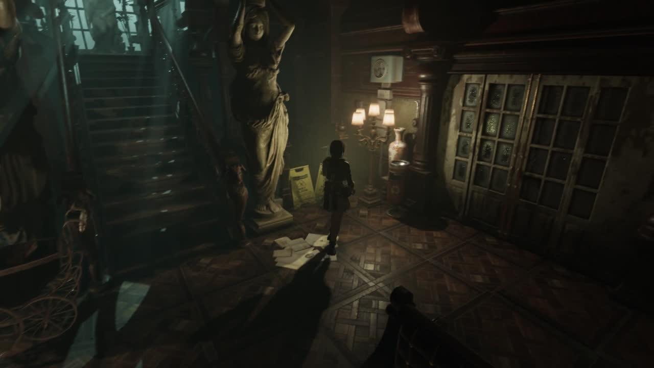 Tormented Souls : Dans les couloirs du manoir