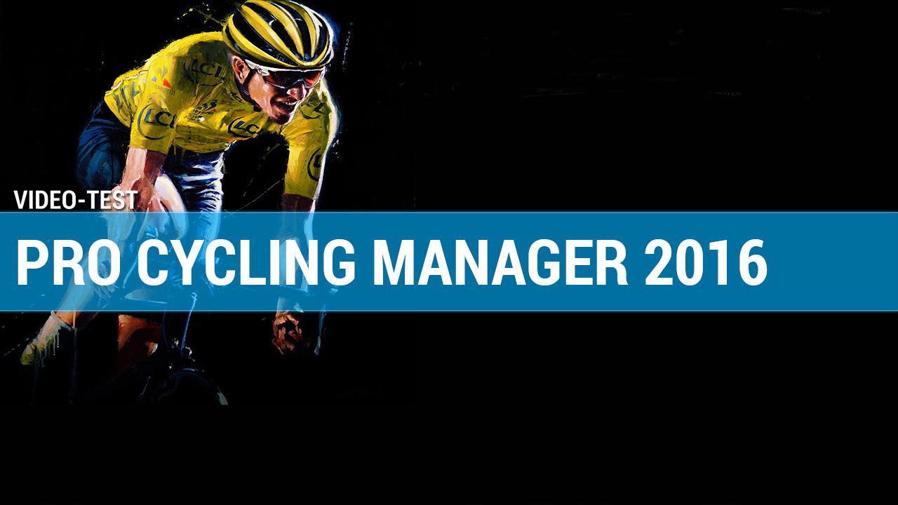 Test pro cycling manager saison 2016 sur pc en vid o for Test ecran pc 2016