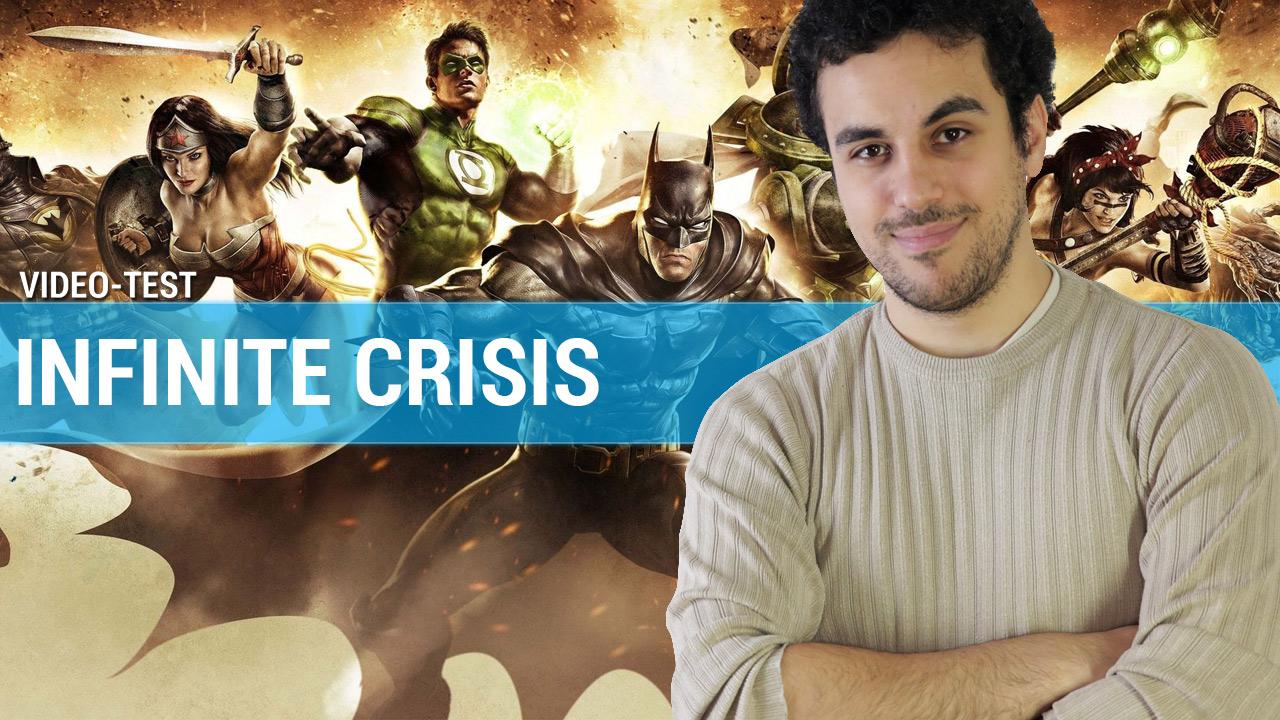 jeu infinite crisis test - photo #11