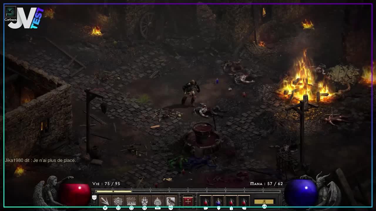 Diablo II Resurrected : Notre avis en quelques minutes sur le remaster du jeu culte