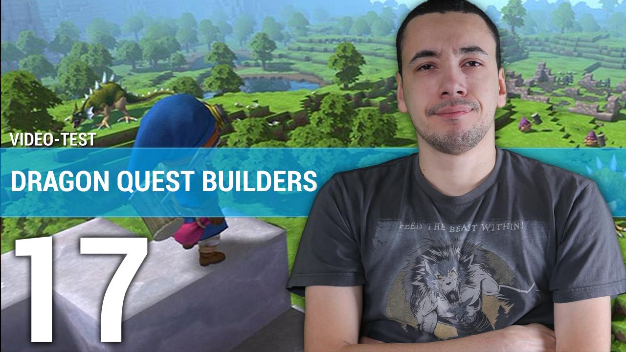 Plans Dragon Quest Builder