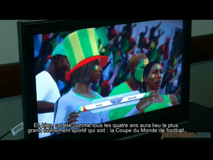 Reportage coupe du monde de la fifa afrique du sud 2010 interview de simon humber - Coupe du monde 2010 lieu ...