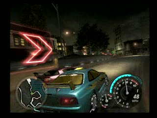 bande annonce need for speed underground 2. Black Bedroom Furniture Sets. Home Design Ideas