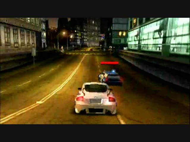 bande annonce need for speed carbon own the city des voitures et des n ons. Black Bedroom Furniture Sets. Home Design Ideas