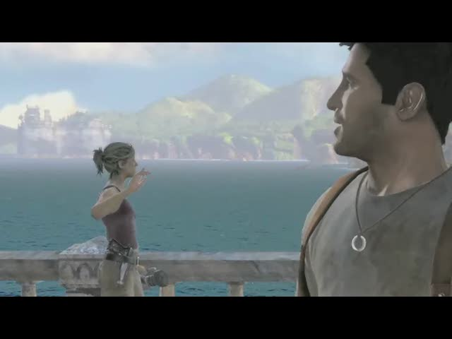 Bande annonce uncharted drake 39 s fortune balcon avec for Chambre avec vue bande annonce