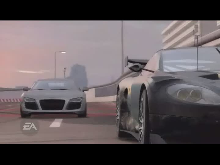 bande annonce need for speed prostreet booster pack. Black Bedroom Furniture Sets. Home Design Ideas