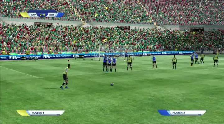 Bande annonce coupe du monde de la fifa afrique du sud 2010 tutorial deux boutons - Coupe du monde foot afrique du sud ...