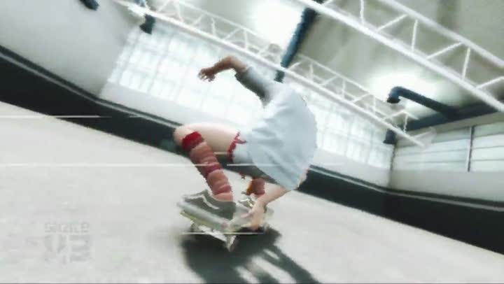 how to play 2 player on skate 3