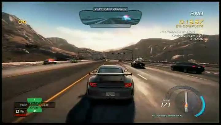 bande annonce need for speed hot pursuit gc 2010 d monstration. Black Bedroom Furniture Sets. Home Design Ideas