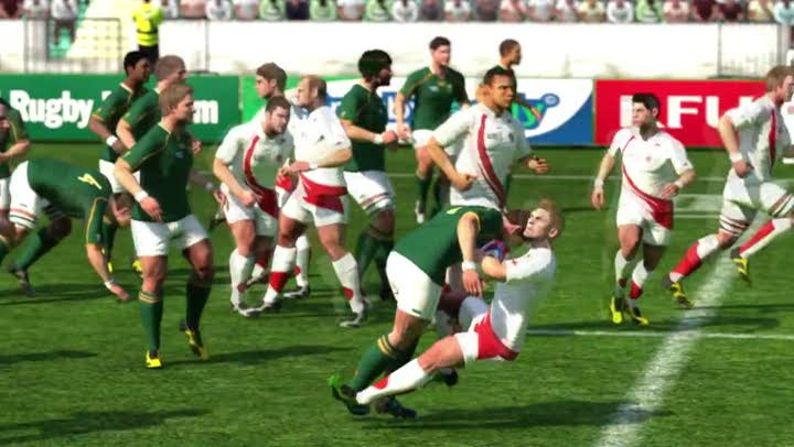 how to play rugby league live 3 pc with keyboard