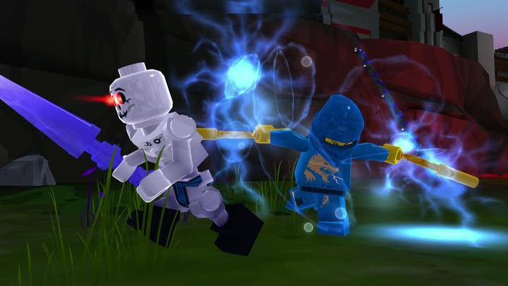 bande annonce lego universe ninjago masters of spinjitzu jeuxvideocom