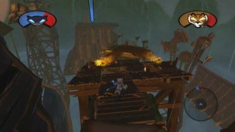 Sly Cooper : Voleurs à travers le Temps : Trailer de gameplay
