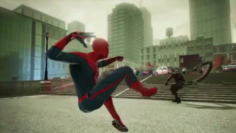 The Amazing Spider-Man : Trailer de lancement