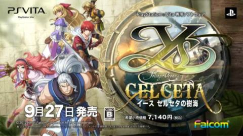 Ys : Memories of Celceta : Survol du jeu