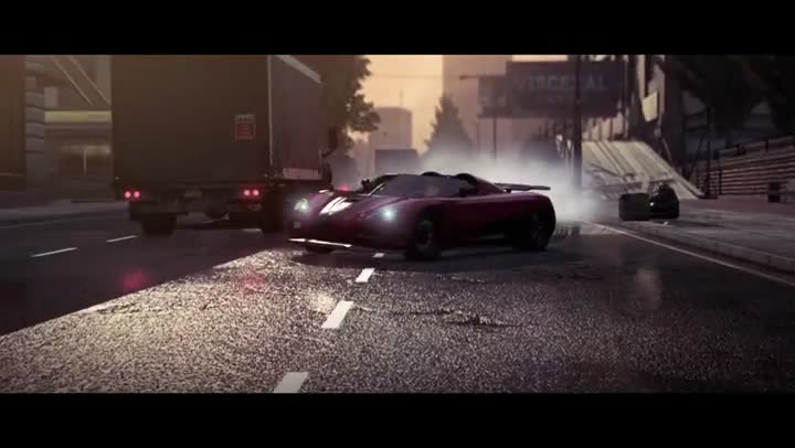 bande annonce need for speed most wanted les bolides sont de sortie. Black Bedroom Furniture Sets. Home Design Ideas