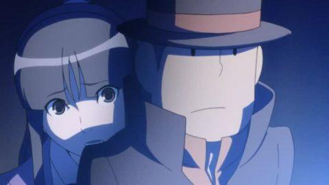 Professeur Layton vs Phoenix Wright : Ace Attorney : Trailer de lancement japonais