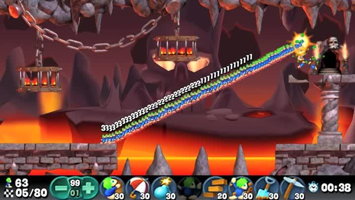 Bande-annonce Lemmings : Trailer de lancement - jeuxvideo.com