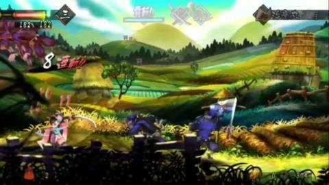 Muramasa Rebirth : Gameplay