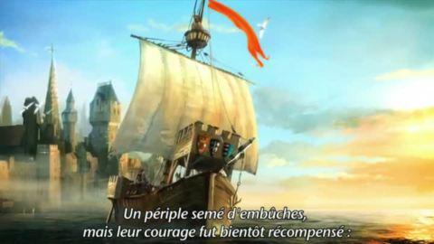 Anno Online : Trailer de présentation