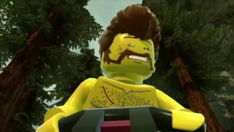 LEGO City Undercover : Rex Fury