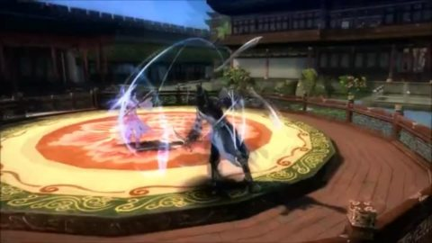 Age of Wulin : Legend of the Nine Scrolls : Trailer de lancement