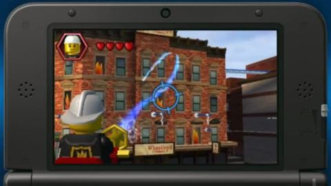 LEGO City Undercover : The Chase Begins : Aperçu de la version 3DS