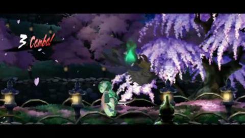 Muramasa Rebirth : Les deux héros