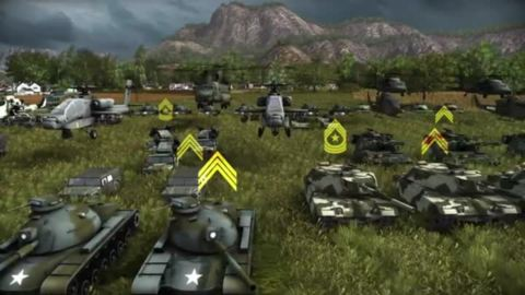 Wargame : AirLand Battle : Présentation du mode Campagne
