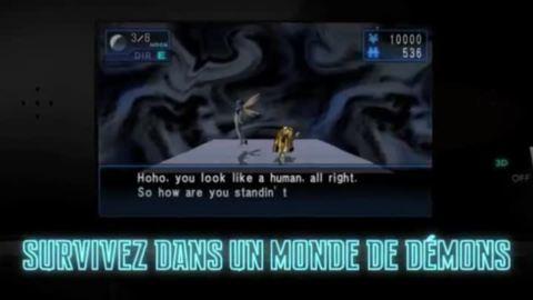 Shin Megami Tensei : Devil Summoner : Soul Hackers : Trailer d'annonce